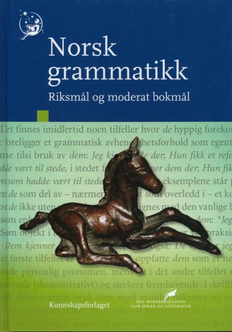 Grammatikken NY