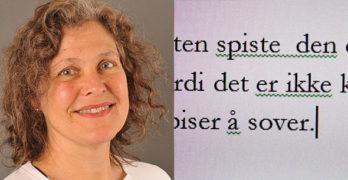 Skrivehjelp: Grønne streker i Word takket være UiOs språkforskere